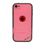 iPod5/6 Waterproof Case-Pink